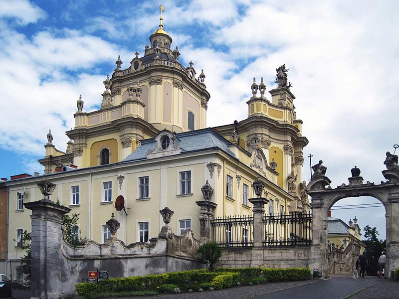 lviv_St.Nicolas(Yur)Cathedral
