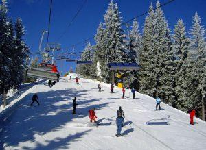 Mountains & Ski