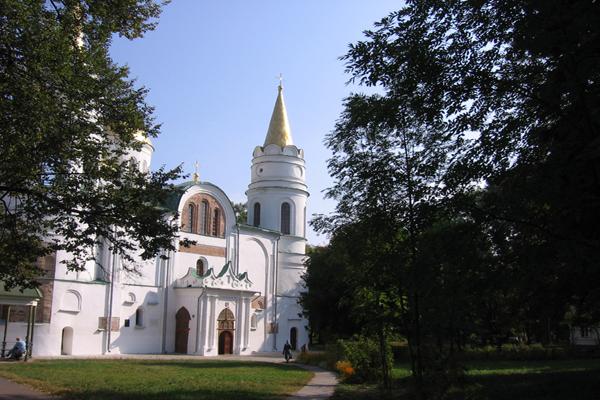 chernihiv-Transfiguration Cathedral