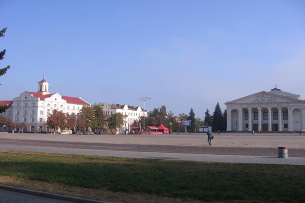 chernihiv-Red Square