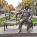 Monument to Utiesov