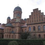 University (former Bishops Residence)
