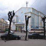 Chernivtsi Cinema (former Synagogue)
