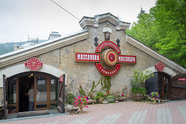 Massandra-Winery