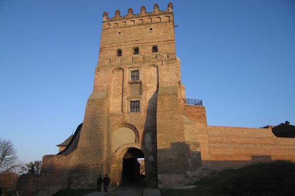 lutsk-castle