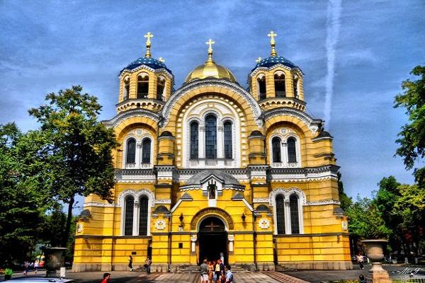 volodymyrskyi-cathedral