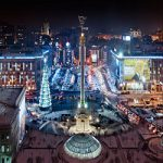 New Year in Kyiv